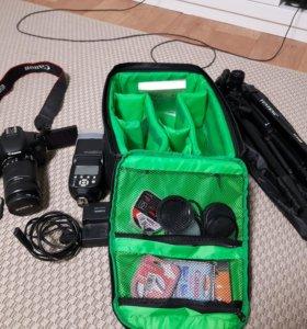 Комплект Canon 600d