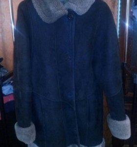 Куртка, дубленка зима
