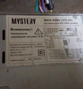 Mystery магнитола
