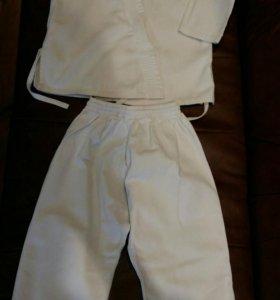Кимоно детское для занятий каратэ