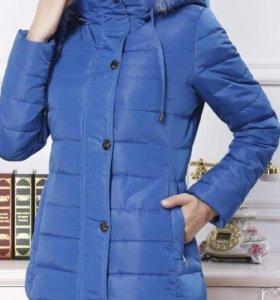 Продам женскую куртку 52-54 размер Россия