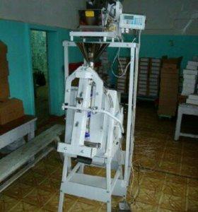 Фасовочно упаковочный аппарат