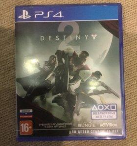 Игра для Ps 4 - Destiny 2