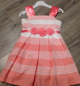 Милое платье на девочку