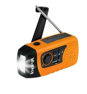 Фонарик-радио-MP3 плеер-Powerbank