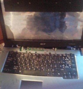Ноутбук acer разбор