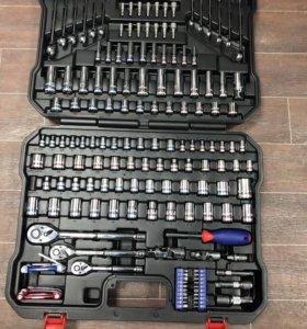 Новый набор инструментов 164 предмета