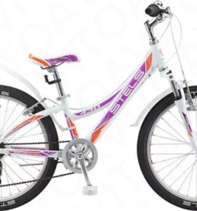 Новый подростковый велосипед для девочек