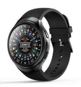 Смарт часы smart watch lemfo les2