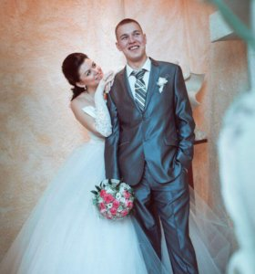 Свадебный мужской костюм