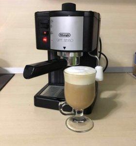 Кофеварка рожковая Delonghi