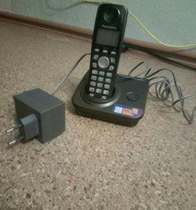 Радиотелефон. Panasonic