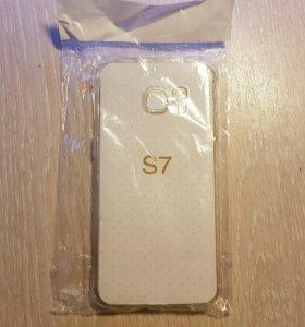 Чехол для Samsung S7