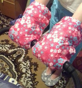 Новая муфта для коляски