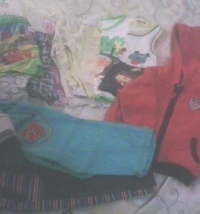 Вещи для мальчика с года