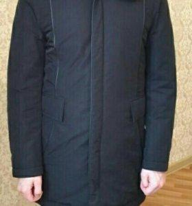 Куртка-пуховик  мужская