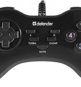 Геймпад Defender Game Master G2 Black