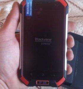 Защищённый смартфон blackview bv6000