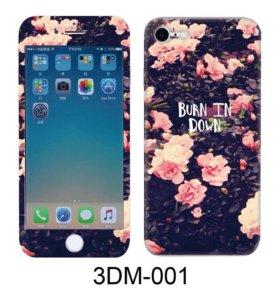 Защитное стекло на iPhone 5/5s/SE