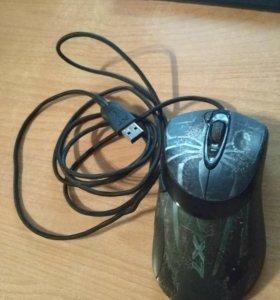A4Tech x7 мышь