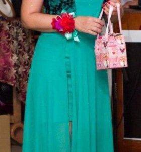 шикарное платье на торжество
