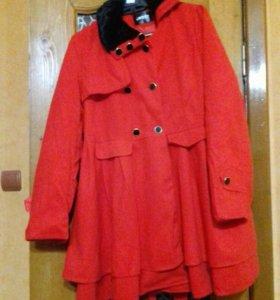 Пальто осеннее-весеннее