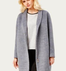 Продам пальто-кокон ; новое
