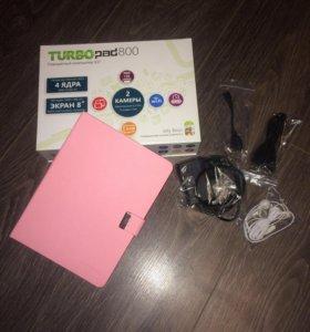 Планшетный компьютер TURBOpad 800