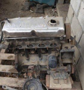 Двигатель митсубиси 4G93