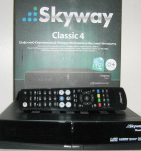 Спутниковый HDTV-ресивер Skyway Classic 4