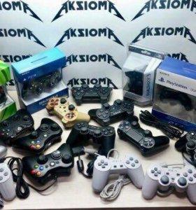 Джойстик Dualshock 3 ps3 ps4 и xbox 360