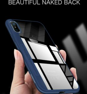 iPhone X новый чехол JoyRoom