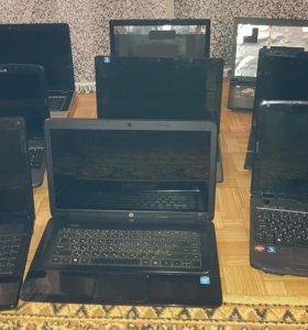 Продам 9 ноутбуков