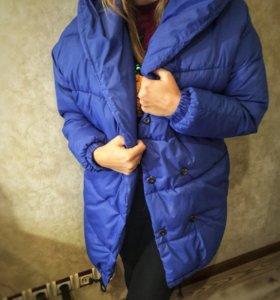 Куртка зефирка зимняя