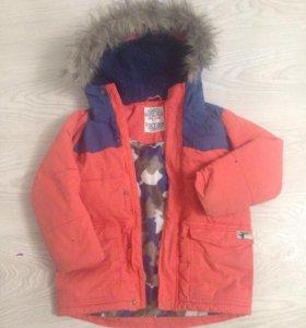 Куртка утеплённая Cool club