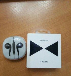Продам оригинальные наушники Meizu