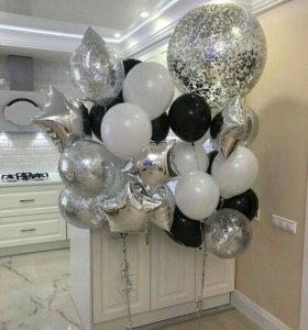 Воздушные шары,гелиевые шары