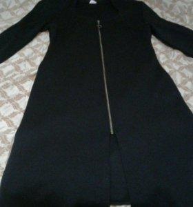 Платье теплое 48-50