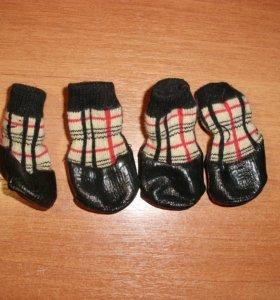 Обувь для собак мини пород, котов