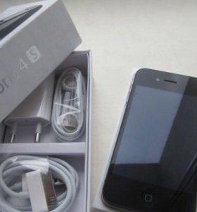 iPhone 4s 16gb состояние идеал.