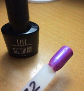 TNL гель-лак фиолетовый