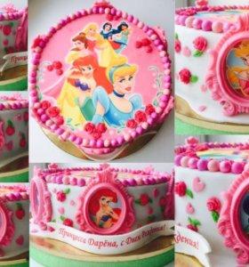Пищевая печать изображений и фотографий для тортов