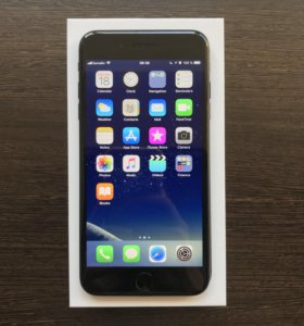 iPhone 7 Plus 128 GB Black