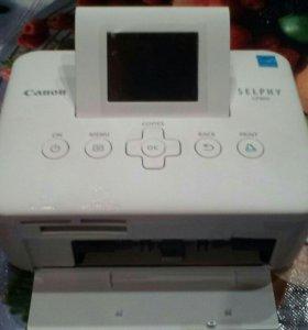 Принтер Canon SELPHY CP800
