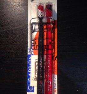 Ограниченная серия зубных щёток Curaprox 2 шт