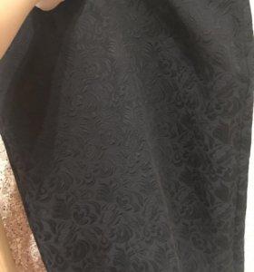 Рифленая новая юбка