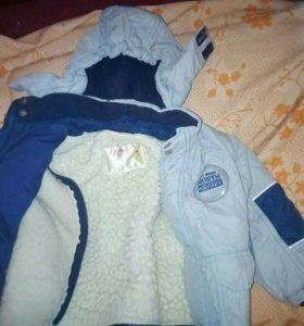 Куртка зима-осень 94р