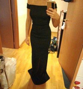 Платье вечернее новое лапша