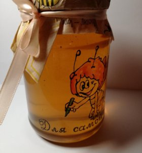 Мёд подарочный майский.