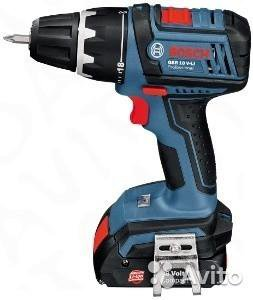 Шуруповерт Bosch GSR 18 V-Li Professional